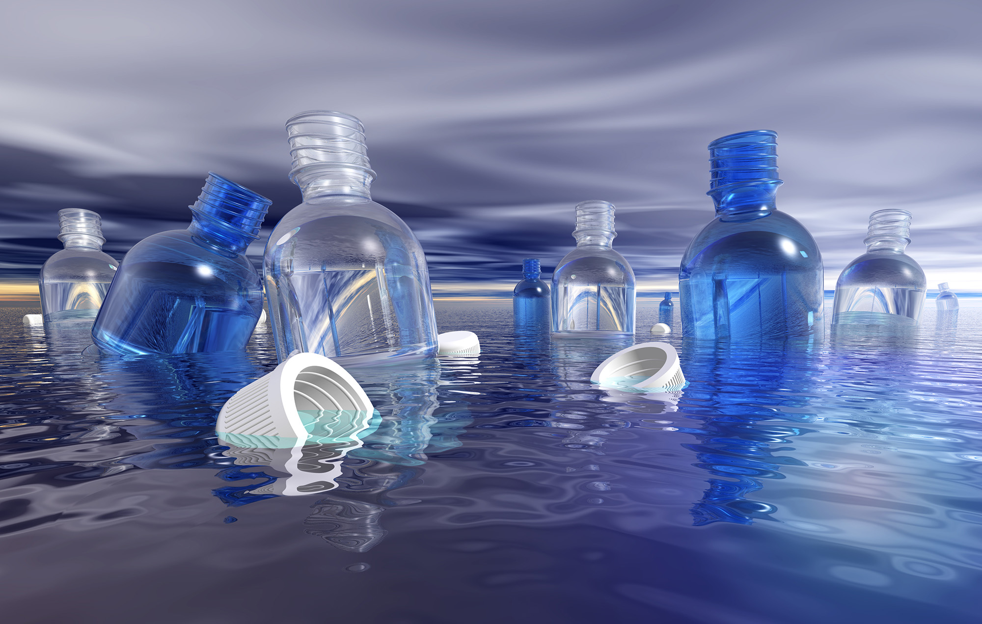 Featured image for Reimagine products to ease plastic pollution, says Sagentia