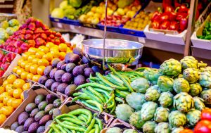Colorful-fruits-and-veg-with-scale